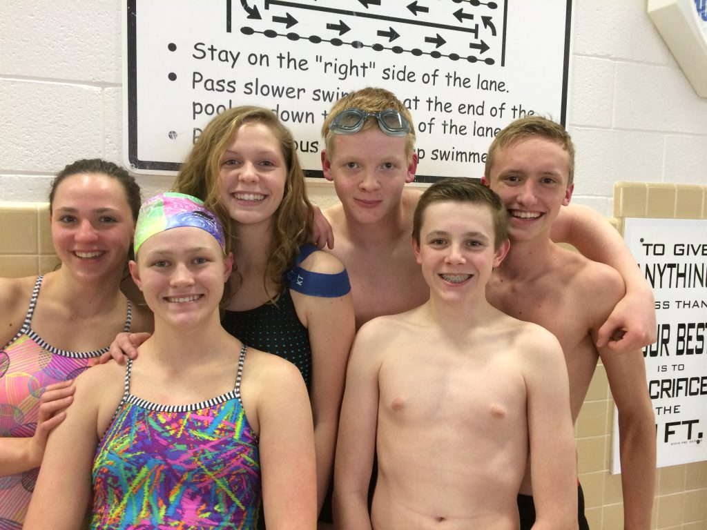 1617 judge memorial holiday classic swimmers of the meet